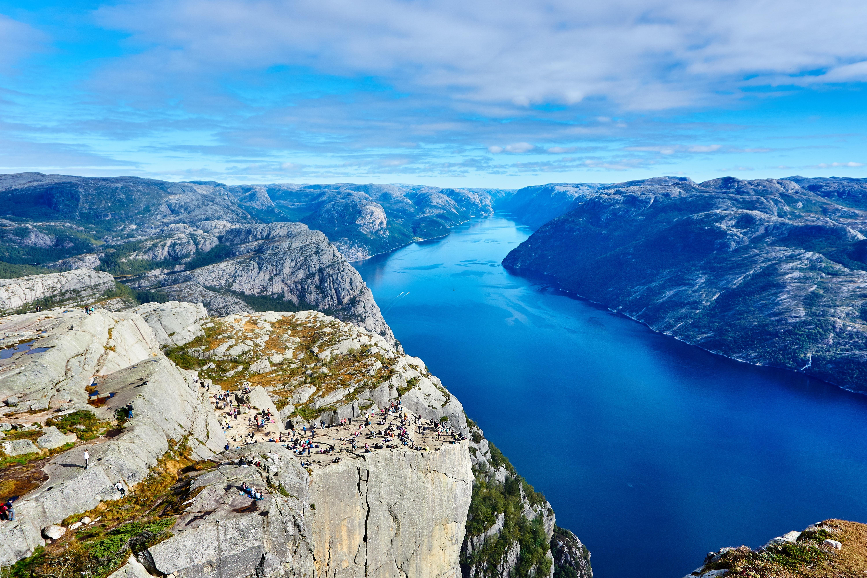 Croisière : splendeurs des fjords Norvégiens