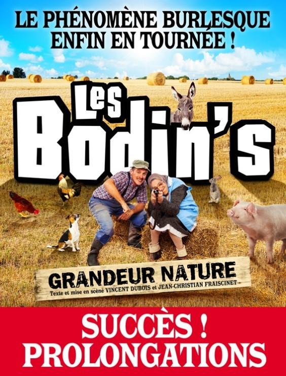 Les Bodin's à Nancy