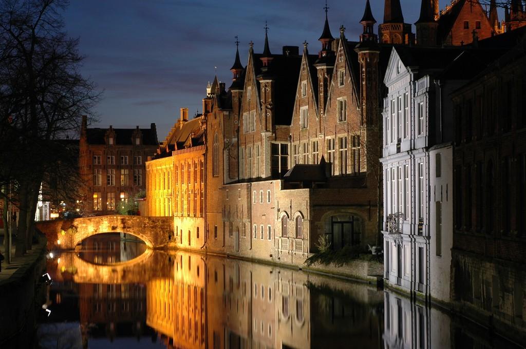 City tour à Bruges