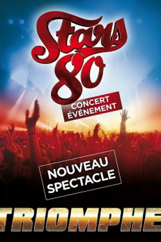 Stars 80 à Strasbourg