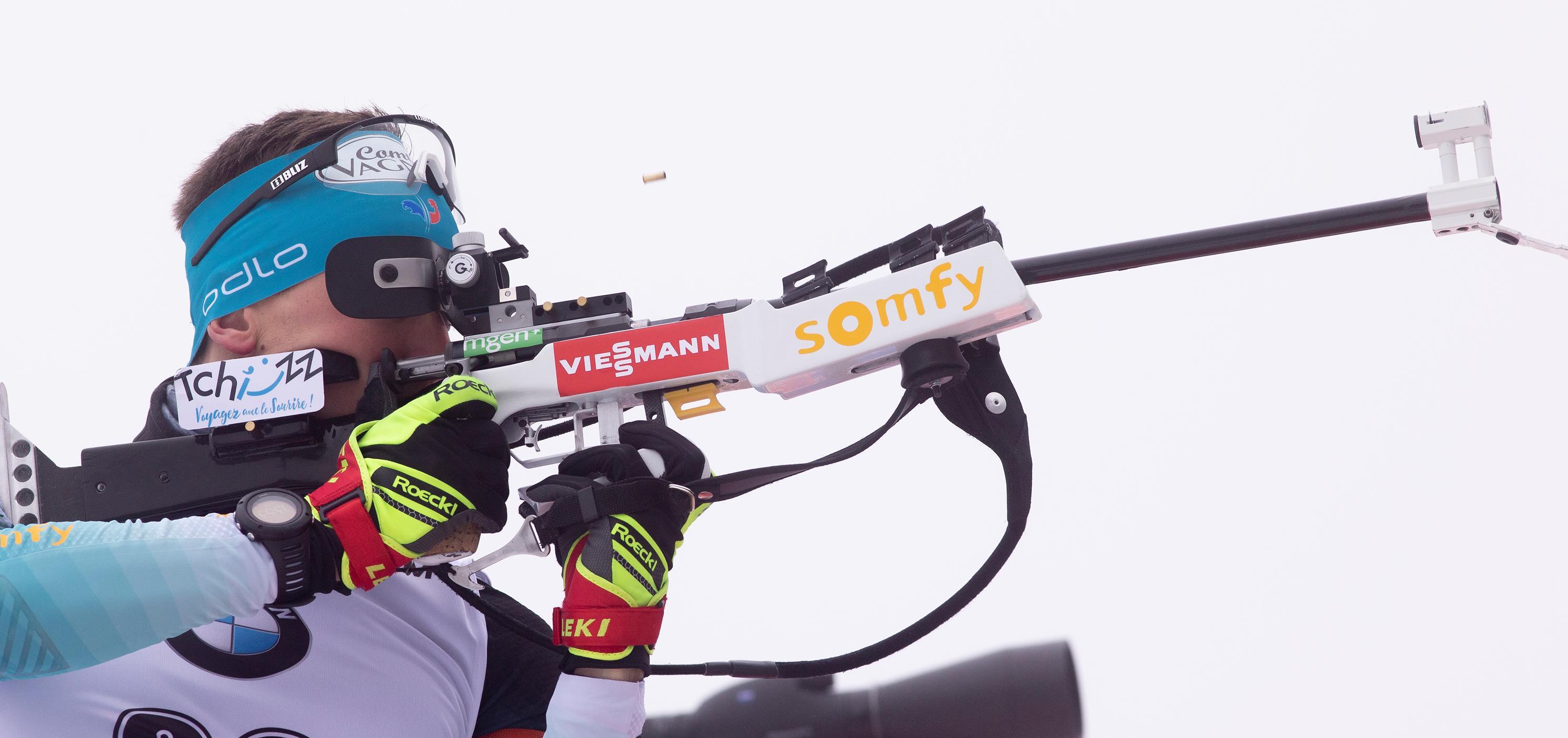 Le biathlon du Grand Bornand en 2019