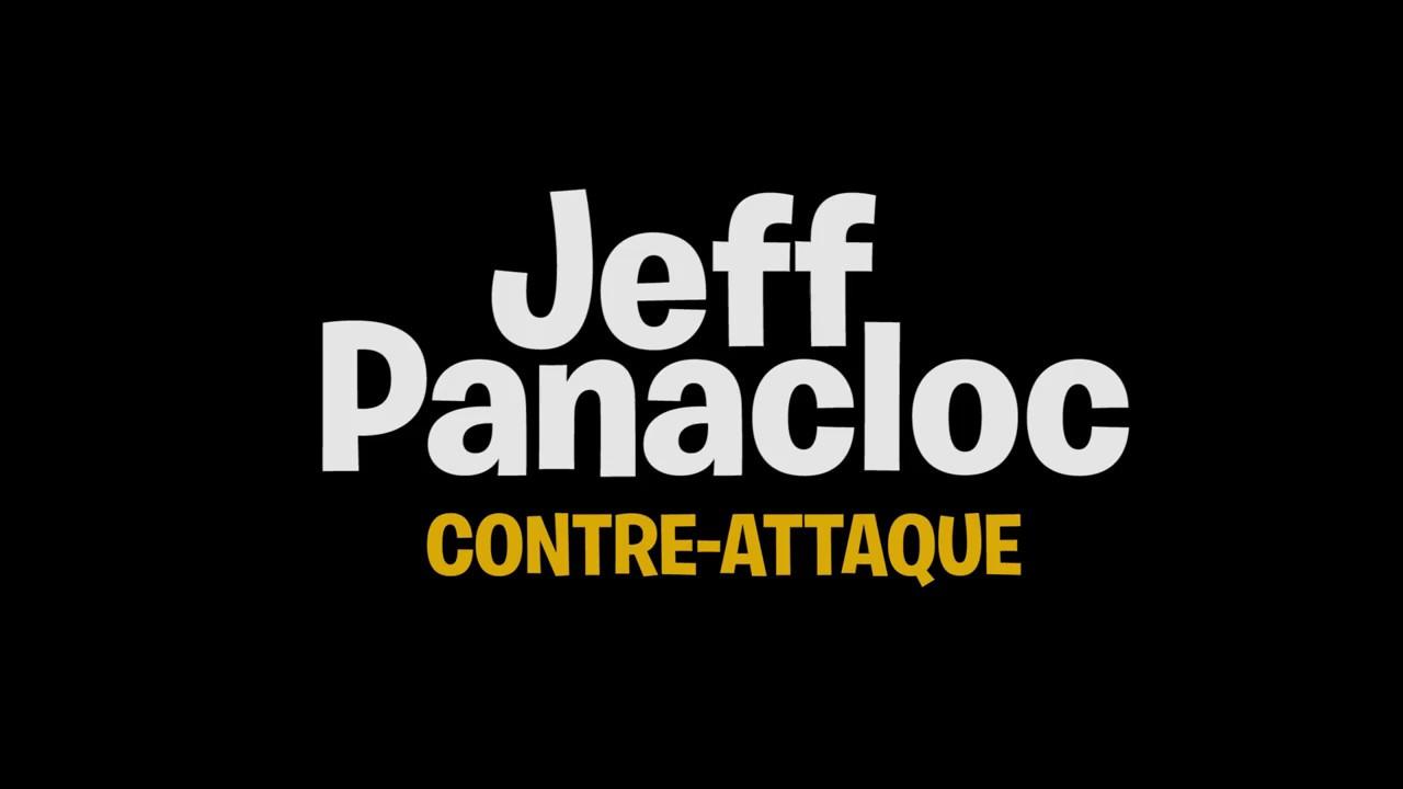 JEFF PANACLOC à Strasbourg