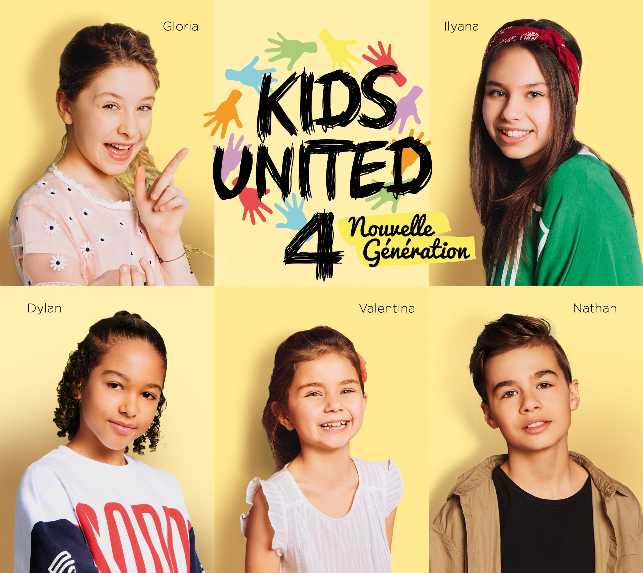 KID'S UNITED nouvelle génération à Strasbourg