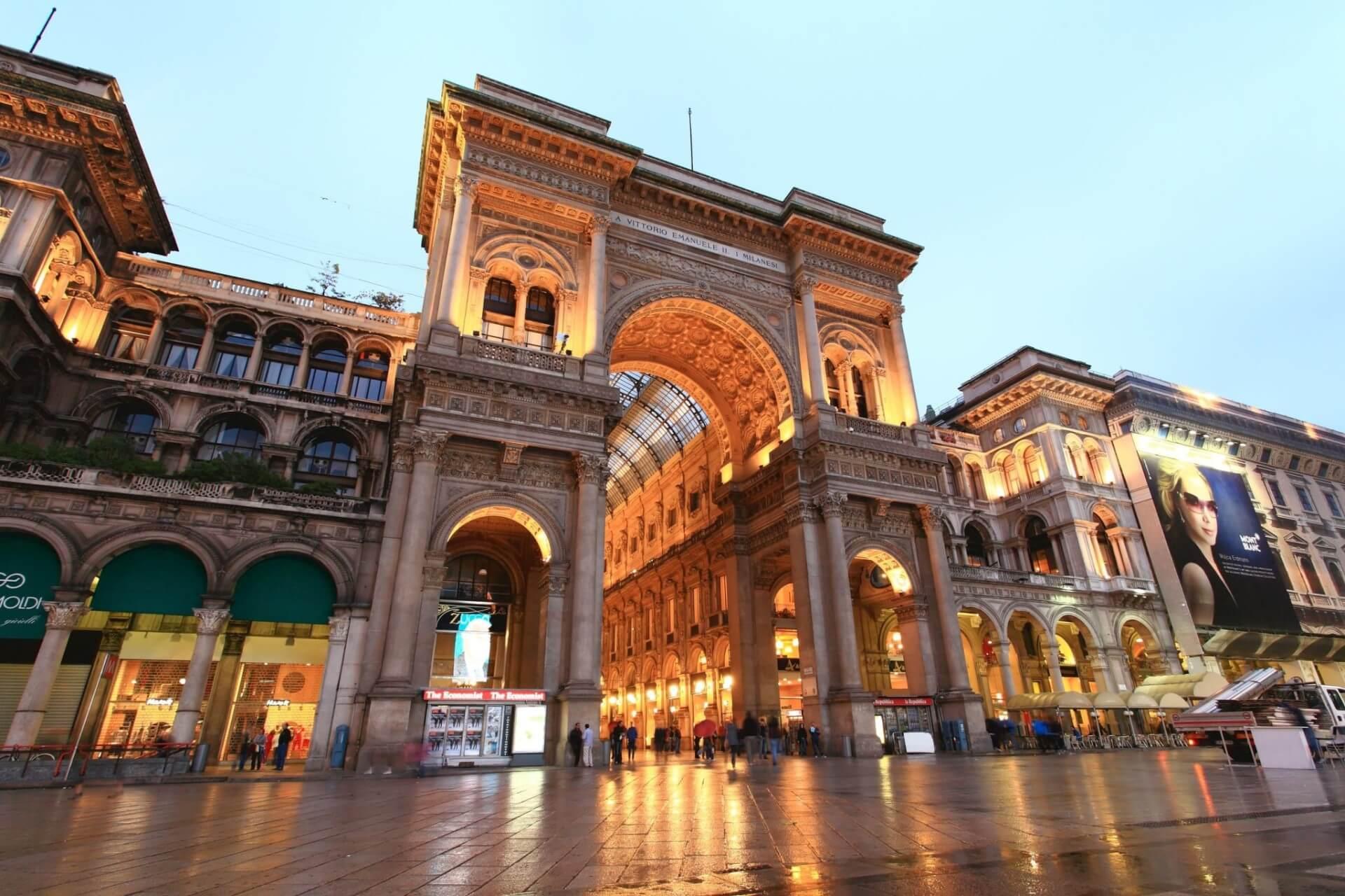 Week end à Milan : capitale de la mode