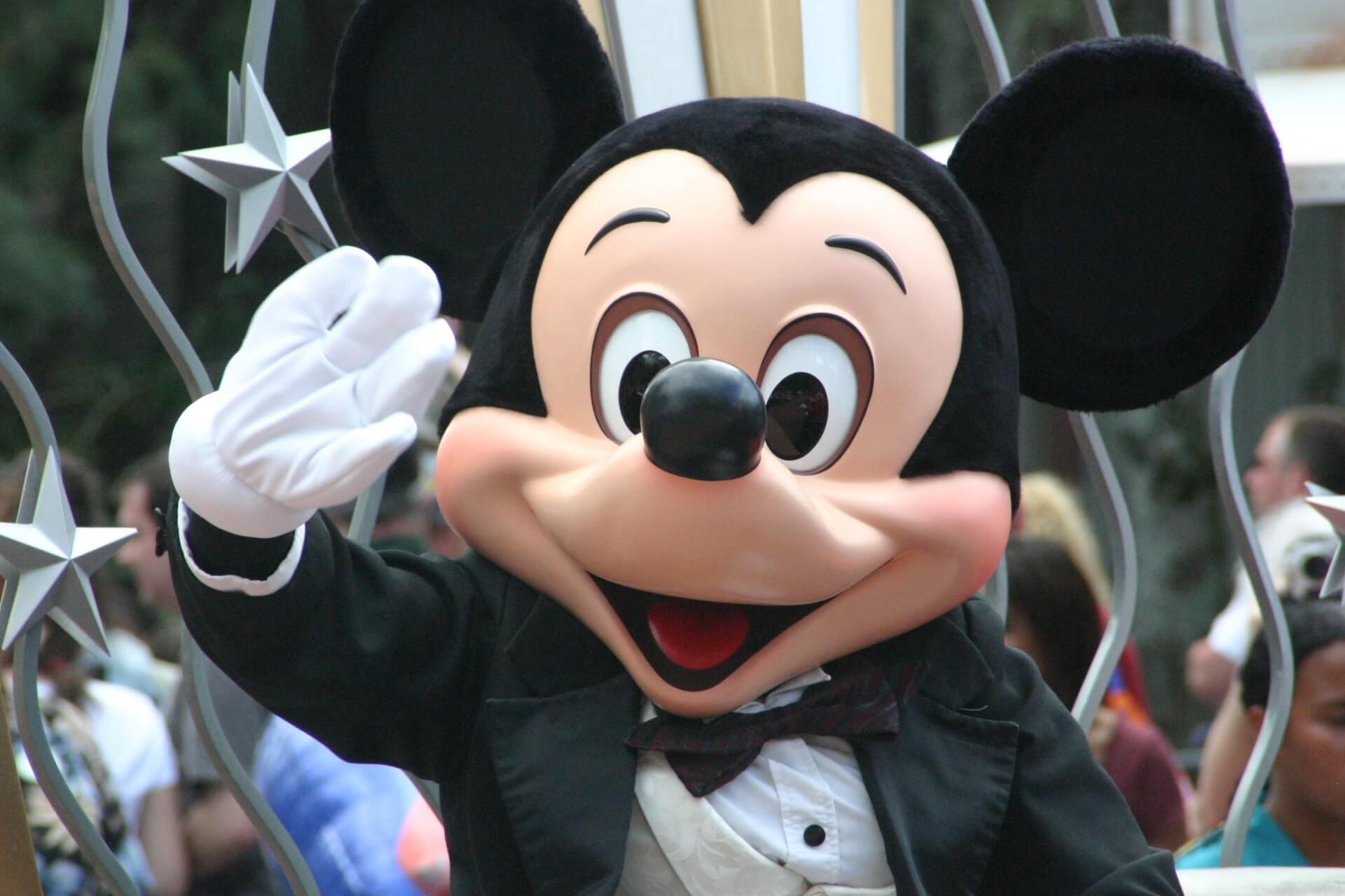 Un week end à Disney