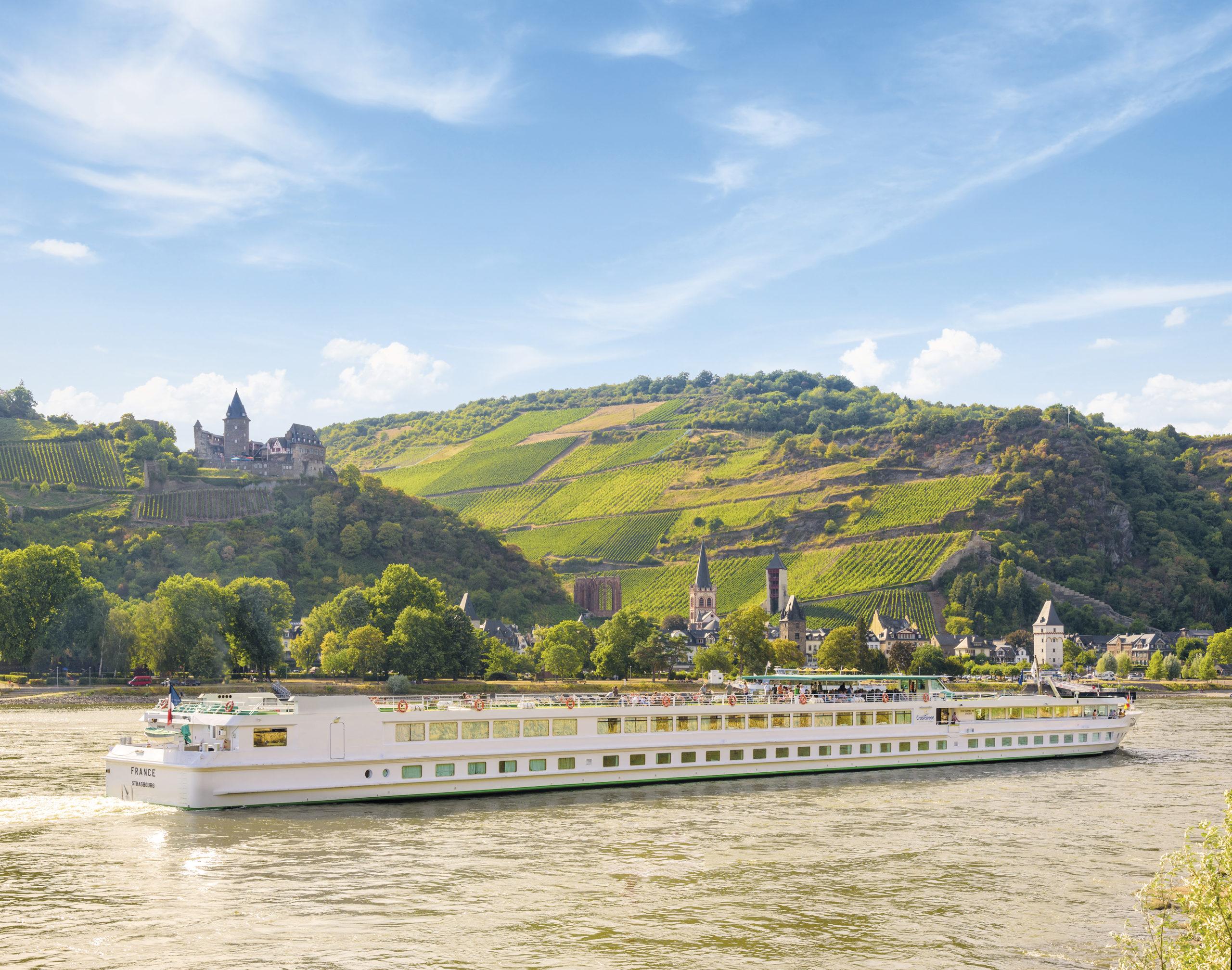 Croisière anniversaire des Cars Ferry sur le Danube